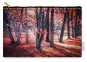 Autumn Firelight Carry-all Pouch