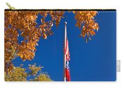 Autumn Flag Carry-all Pouch