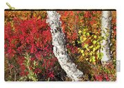 Autumn Foliage In Finland Carry-all Pouch