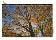 Autumn Foliage Carry-all Pouch