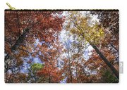 Autumn Forest Canopy Carry-all Pouch