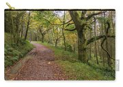 Autumn Forest Path - Carry-all Pouch