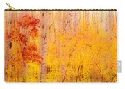 Autumn Forest Wbirch Trees Canada Carry-all Pouch