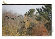 Autumn Geese Carry-all Pouch