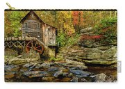 Autumn Glade Creek Grist Mill  Carry-all Pouch