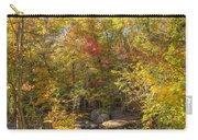 Autumn Glory - Unami Creek Sumneytown Pennsylvania Usa Carry-all Pouch