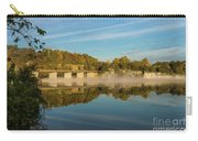 Autumn Glow Lake Springfield Carry-all Pouch