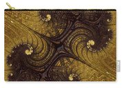 Autumn Glows In Gold Carry-all Pouch