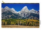 Autumn - Grand Teton National Park Carry-all Pouch