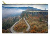 Autumn Hairpin Turn Carry-all Pouch