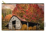Autumn Hay Barn Carry-all Pouch