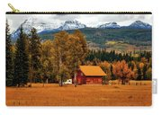 Autumn Hideaway Carry-all Pouch