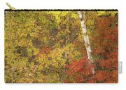 Autumn Impressions Carry-all Pouch