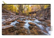 Autumn In American Fork Canyon Carry-all Pouch