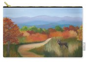Autumn In Blue Ridge Mountains Virginia Carry-all Pouch