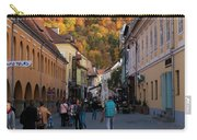 Autumn In Brasov Carry-all Pouch