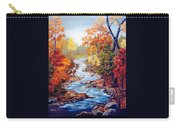 Autumn In Cunningham Park  Carry-all Pouch