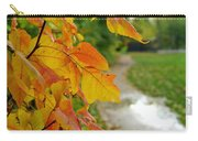 Autumn In Ellenberger Carry-all Pouch
