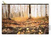 Autumn In Finland Carry-all Pouch