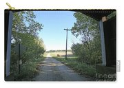 Autumn In Indiana Carry-all Pouch