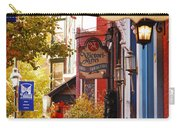 Autumn In Jim Thorpe Carry-all Pouch
