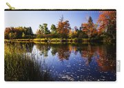 Autumn In Maine Usa Carry-all Pouch