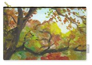 Autumn In Mccrillis Gardens Carry-all Pouch