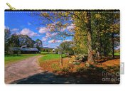 Autumn In Montpelier Carry-all Pouch