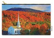 Autumn In New England - 04 Carry-all Pouch