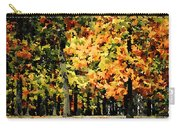Autumn In Olde Virginia Carry-all Pouch