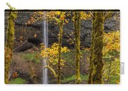 Autumn In Silver Falls Carry-all Pouch
