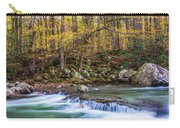 Autumn In Smoky Mountains National Park  Carry-all Pouch