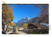 Autumn In South Tyrol Carry-all Pouch