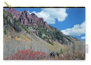 Autumn In The Aspen Hills Carry-all Pouch