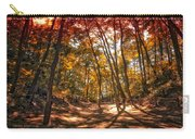 Autumn In The Dunes Carry-all Pouch