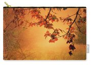 Autumn In The Fog. Carry-all Pouch