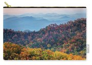 Autumn In The Great Smoky Mountains Carry-all Pouch