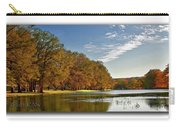 Autumn In The Hill Country Carry-all Pouch