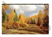 Autumn In The North Carry-all Pouch