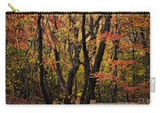 Autumn In The Rambles Carry-all Pouch