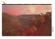 Autumn In The Rolling Hills Carry-all Pouch