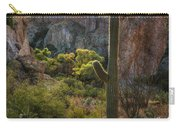 Autumn In The Sonoran  Carry-all Pouch