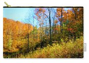 Autumn In The Tennessee Hills Carry-all Pouch