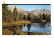 Autumn In The Tetons Carry-all Pouch