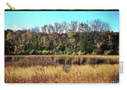 Autumn In The Wetlands Carry-all Pouch