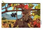 Autumn In The Wine Country Carry-all Pouch