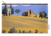 Autumn In Tuscany Carry-all Pouch