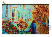 Autumn In Westmount Carry-all Pouch