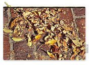 Autumn Is On The Way Carry-all Pouch