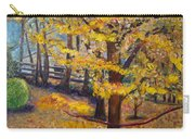 Autumn By Karen E. Francis Carry-all Pouch
